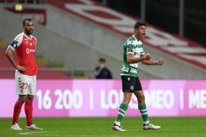 Sporting, Sporting de Braga, Liga NOS