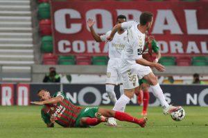 Sporting de Braga derrotado na Madeira perde pontos para o 3.º posto