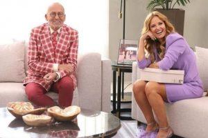 Cristina Ferreira mostra sapatos de 4 mil euros oferecidos por Goucha