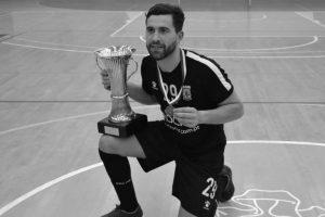 Team Manager do Sporting Clube Cabeçudense morre aos 27 anos