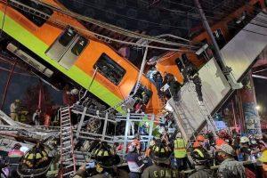 Acidente em metro no México provoca 20 mortos e quase 50 feridos [vídeo]