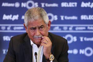 Luís Filipe Vieira ouvido na comissão parlamentar de inquérito ao Novo Banco