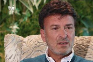 """Tony Carreira vive um """"vazio total"""" após morte da filha"""