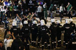 PSP já se pronunciou sobre festejos do Sporting