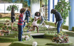 SINTRA MINIGOLF – Campo indoor de minigolfe inédito em Portugal