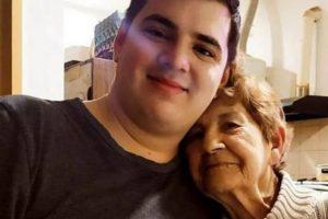 Avó e neto morrem de covid-19 com 72 horas de diferença