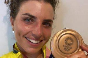 Tóquio2020: Atleta vence medalha de bronze com ajuda de preservativo