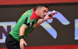 Tóquio2020: Marcos Freitas apurado para os oitavos de final no ténis de mesa