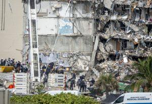 Número de mortes em desabamento de prédio em Miami sobe para 86