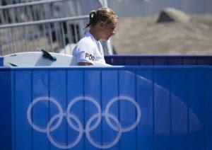 Tóquio2020: Surfista Yolanda Sequeira avança para os quartos de final