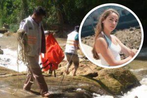 Turista portuguesa de 23 anos morre no México após queda de cascata