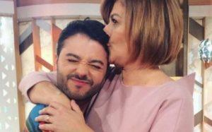 """Júlia Pinheiro confessa ao filho que """"não queria nada ser mãe"""""""