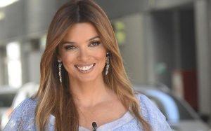 Maria Cerqueira Gomes desmaia durante gravações. Ambulância chamada ao local