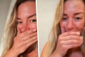 Nicki Maher vê ama a cantar para a filha e desmancha-se em lágrimas [vídeo]
