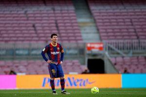 Messi confirma adeus emocionado ao FC Barcelona depois de 21 anos