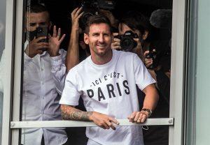 Messi apresentado nesta quarta-feira de manhã como jogador do PSG