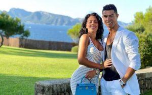 Georgina Rodriguez quebra silêncio sobre rumores de casamento com Cristiano Ronaldo