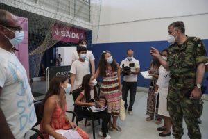 Covid-19: Portugal é líder mundial de população com vacinação completa