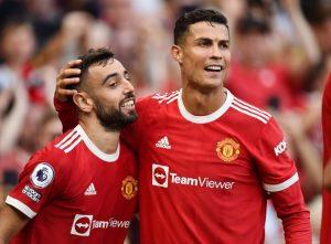 Cristiano Ronaldo brilha em Manchester e Bernardo Silva dá vitória ao City