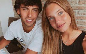 Namoro de João Félix com Margarida Corceiro tremido. Atriz apaga fotos com jogador