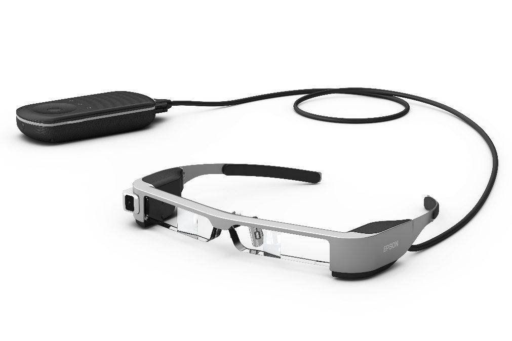Novos smartglasses Epson Moverio BT-300 revolucionam a pilotagem de drones