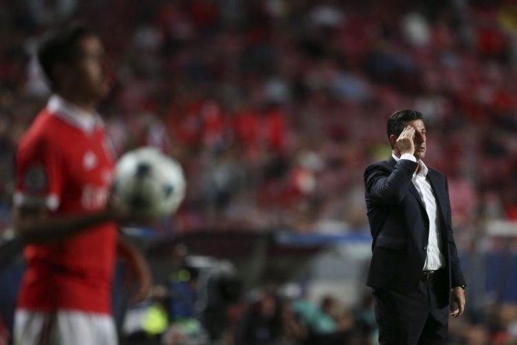 Benfica estreia-se na Liga dos Campeões com derrota caseira face ao CSKA Moscovo