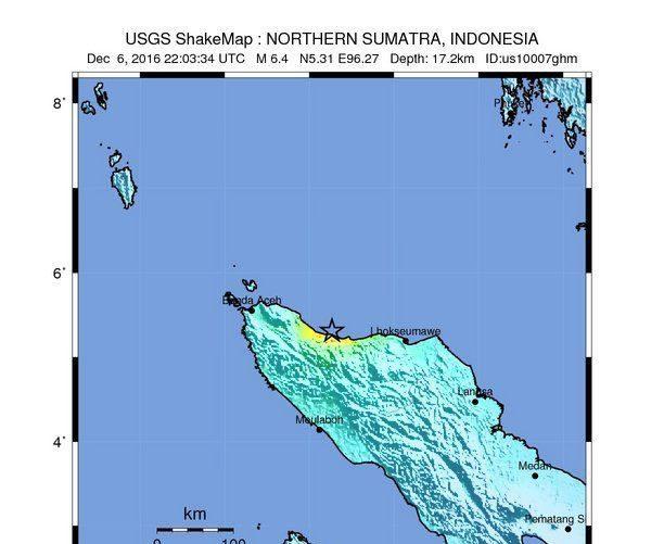 Pelo menos 18 mortos em sismo na Indonésia