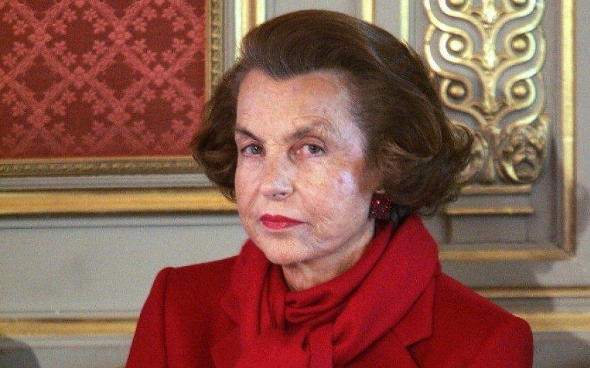 Liliane Bettencourt Morreu uma das mulheres mais ricas do mundo