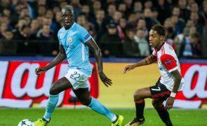Jogador do Manchester City acusado de quatro violações