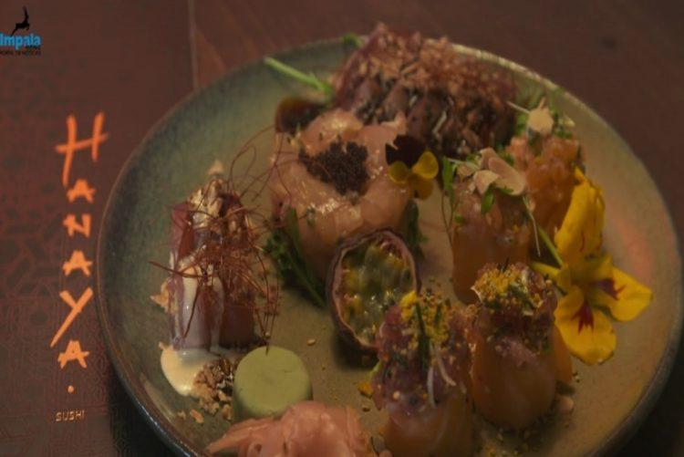 Talk & Sushi: