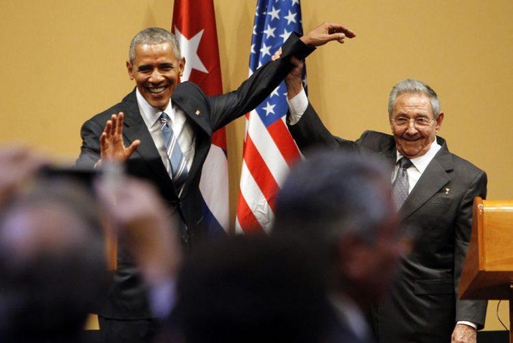 Cuba quer continuar aproximação a EUA e pede a Trump para ter em conta resultados