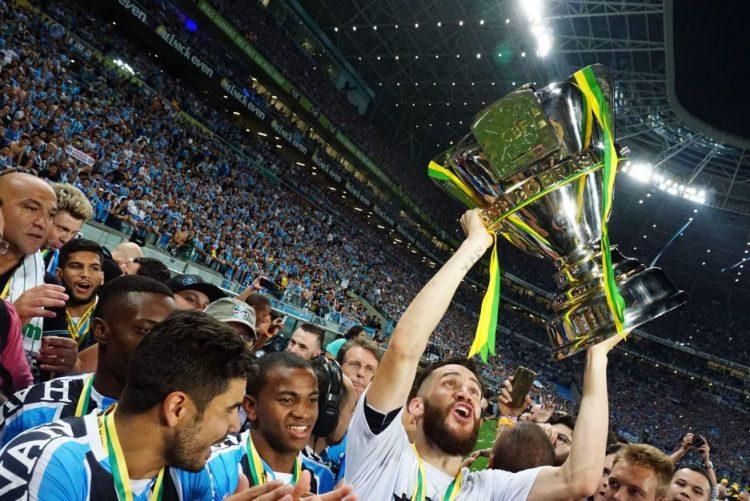 Grémio conquista Taça do Brasil e garante lugar na Taça Libertadores
