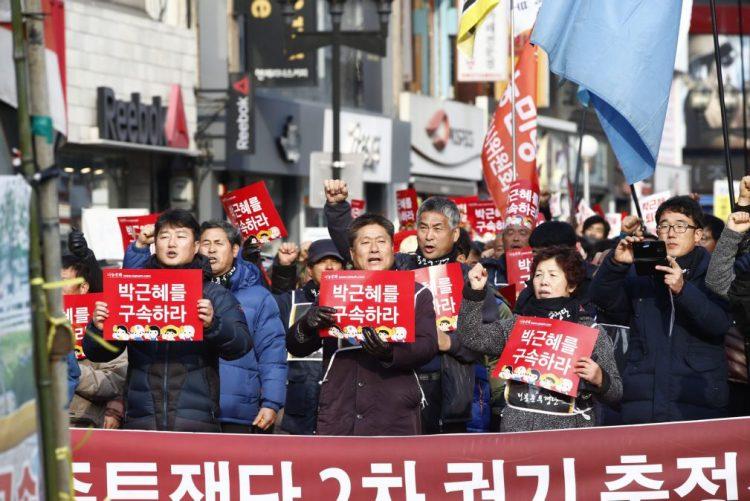 Oposição na Coreia do Sul avança com moção para destituir Presidente