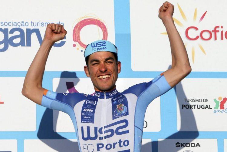 Amaro Antunes vence 'ranking' ciclista do ano em Portugal