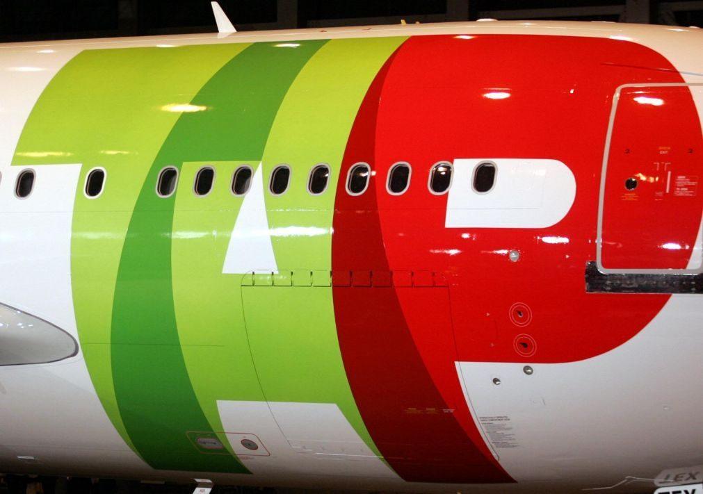 TAP transporta 1,38 milhões de passageiros em setembro e atinge 10,64 milhões este ano