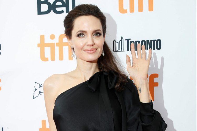 harvey weinstein Angelina jolie
