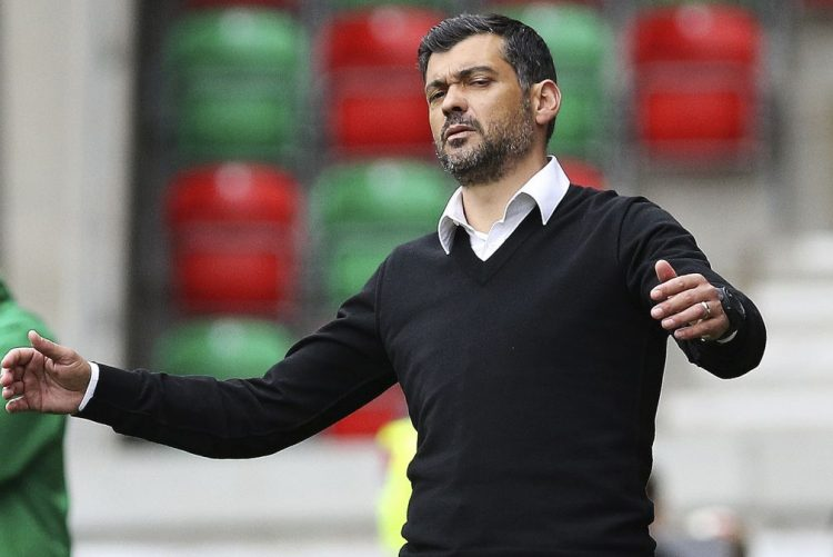 Sérgio Conceição assina pelo Nantes até 2017/18