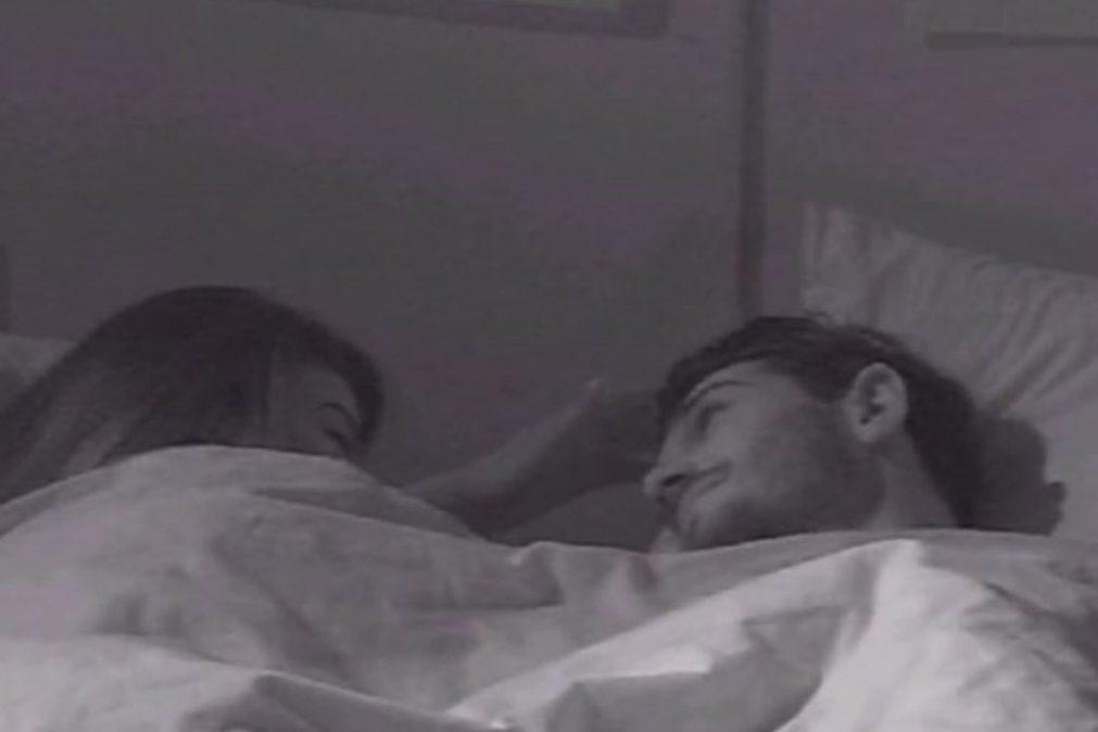 Desafio Final – Agora ou Nunca: Sofia acaricia Filipe na cama!