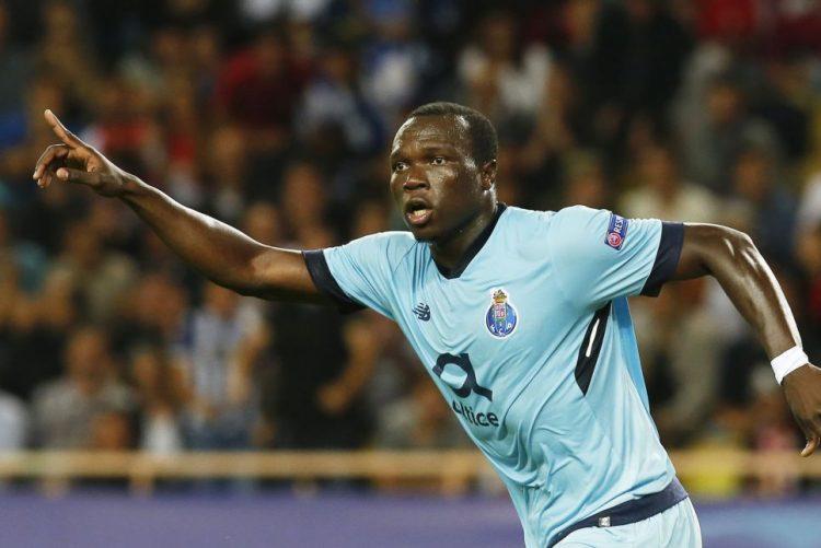FC Porto compra totalidade do 'passe' de Aboubakar e renova até 2021