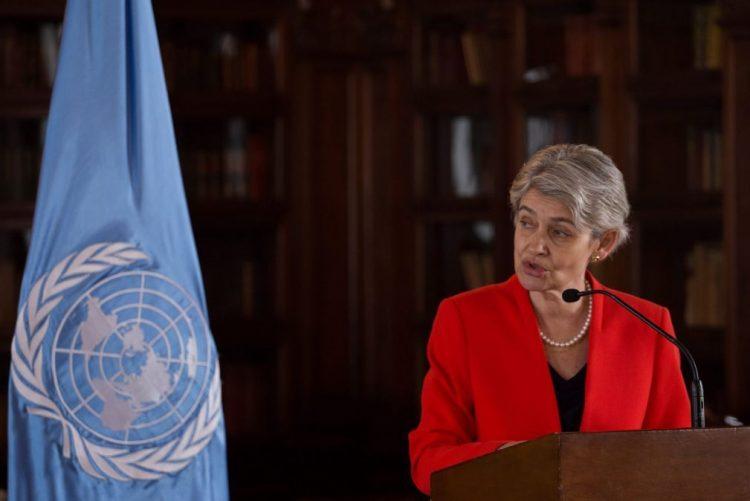 Diretora-geral da UNESCO «lamenta profundamente» retirada dos EUA