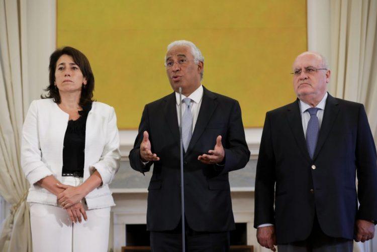 Incêndios: Governo assumirá todas as responsabilidades, incluindo políticas, diz Costa