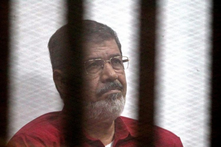 Detido filho do presidente egípcio deposto Mohamed Morsi