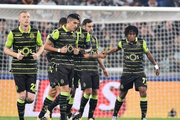 Sporting perde em casa da Juventus e cai para terceiro no Grupo D da Liga dos Campeões