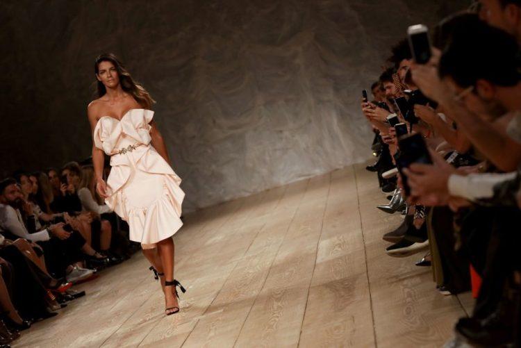 Crise ultrapassada no setor da moda para alguns criadores