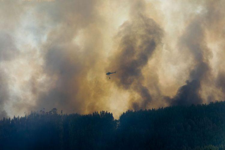 Incêndios: Portugal teve um dos episódios mais graves de poluição do ar