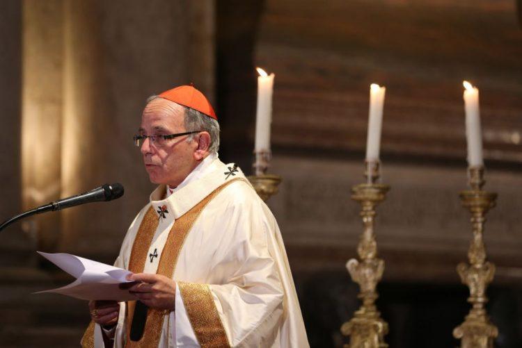 Cardeal-patriarca defende sociedade paliativa contra a eutanásia