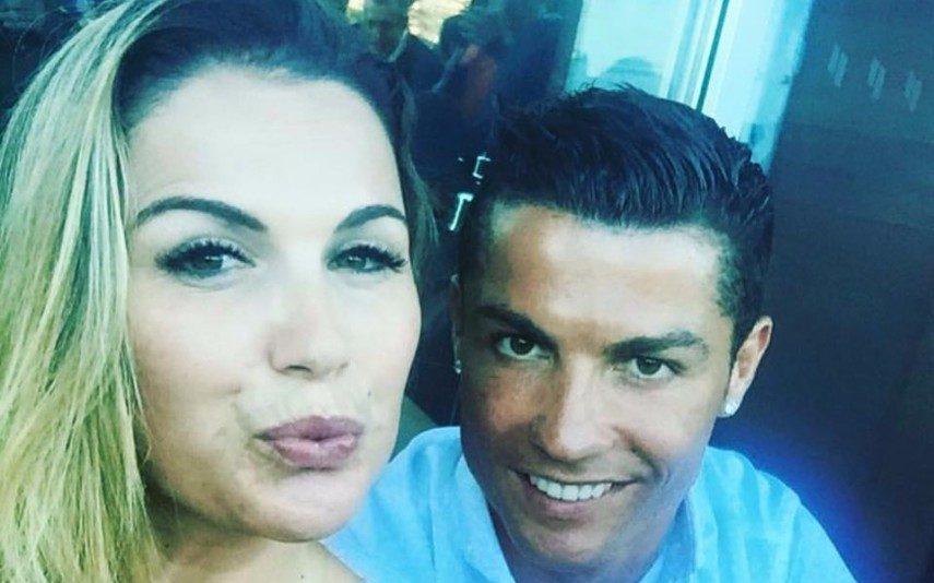 Cristiano Ronaldo goza com Katia Aveiro: «Vai rezar» (vídeo)