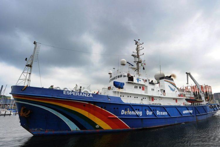 Navio-escola da Greenpeace inicia em fevereiro campanha de educação ambiental em Cabo Verde