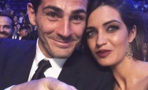 Casillas e Sara Carbonero foram de férias, mas agora separam-se