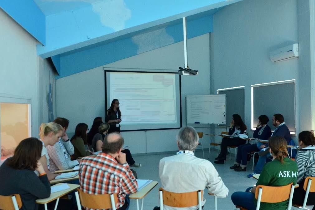 Jardim Zoológico realiza workshops pedagógicos